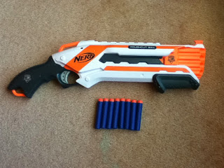 nerf wars roughcut battle archery nerf zone