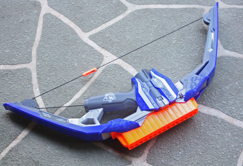 n-strike elite nerf stratobow main image