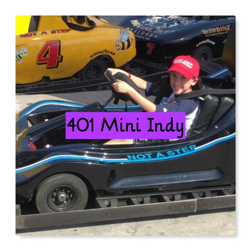401 mini indy mississauga