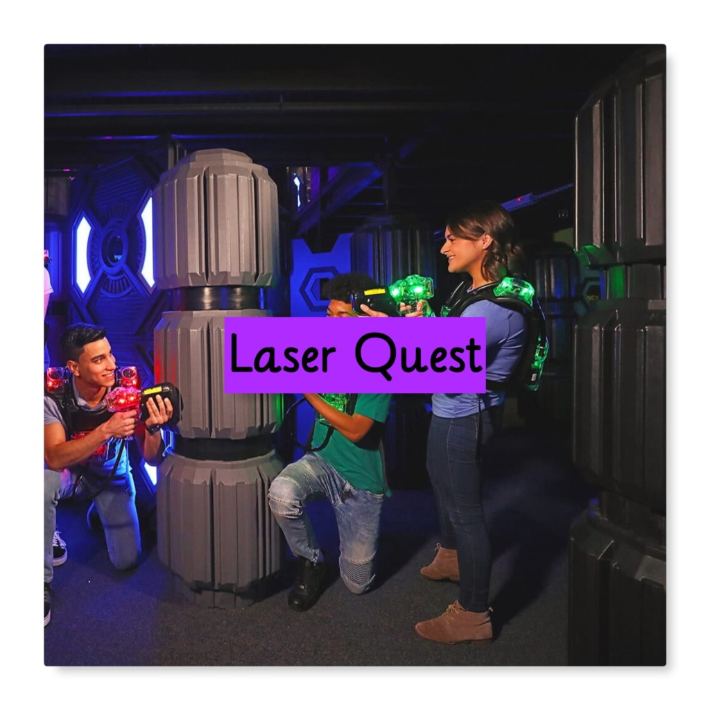laser quest mississauga birthday
