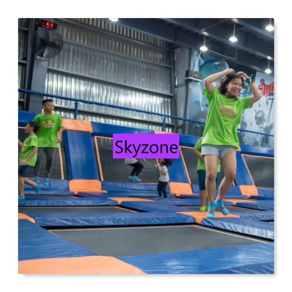 skyzone mississauga birthdays
