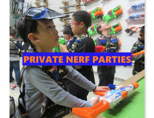 How to Plan a Nerf Birthday Party in 2020