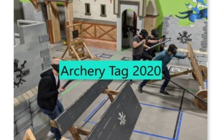 archery tag combat in 2020