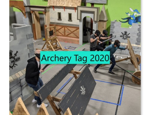 What is Archery Tag in 2020