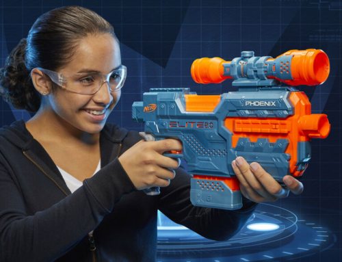Nerf Elite 2.0 Phoenix CS-6 | The New Stryfe